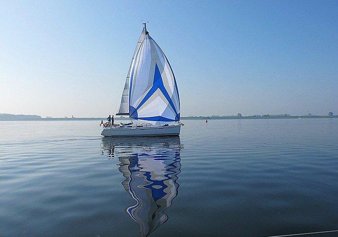 Wonderlijk Zeilmakerij Miedema Sails. De zeilmaker van Friesland. TJ-83
